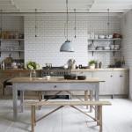 Prachtige lichte keuken door Paul Massey