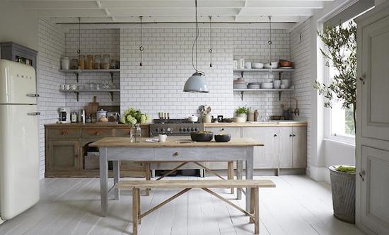 Werkplek Keuken Inrichten : Open keuken voor kleine woonkamer inrichting huis