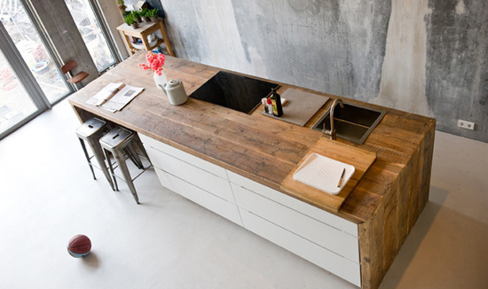 Keuken van Emilia op IJburg   Wooninspiratie