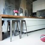 Keuken van Emilia op IJburg
