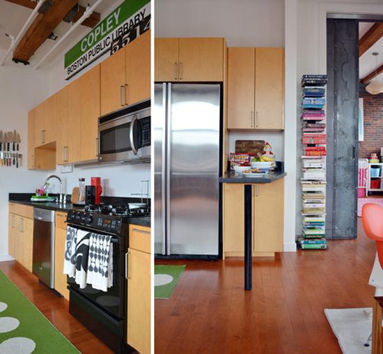 Keukeninrichting van Alexandra Grenham