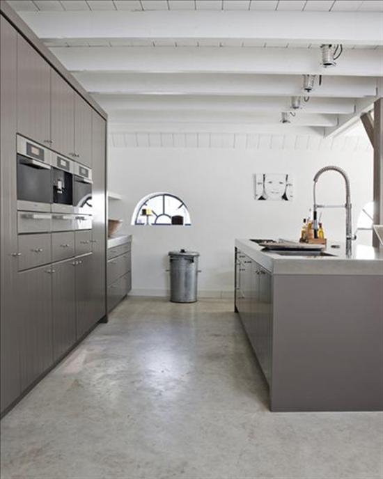 Keuken inrichting van Coby en Roelaf
