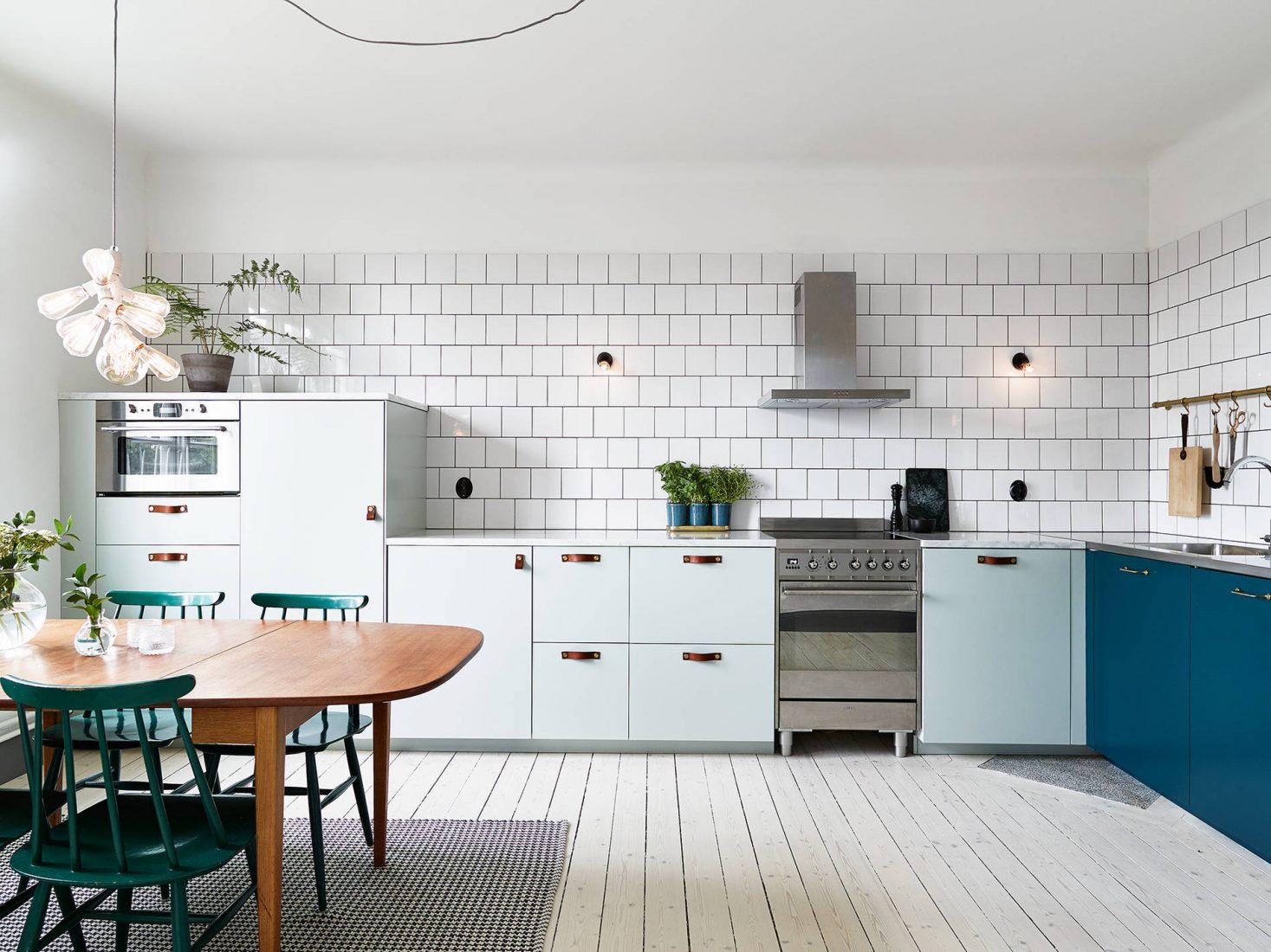 keukentrends 2021 kleurencombinaties