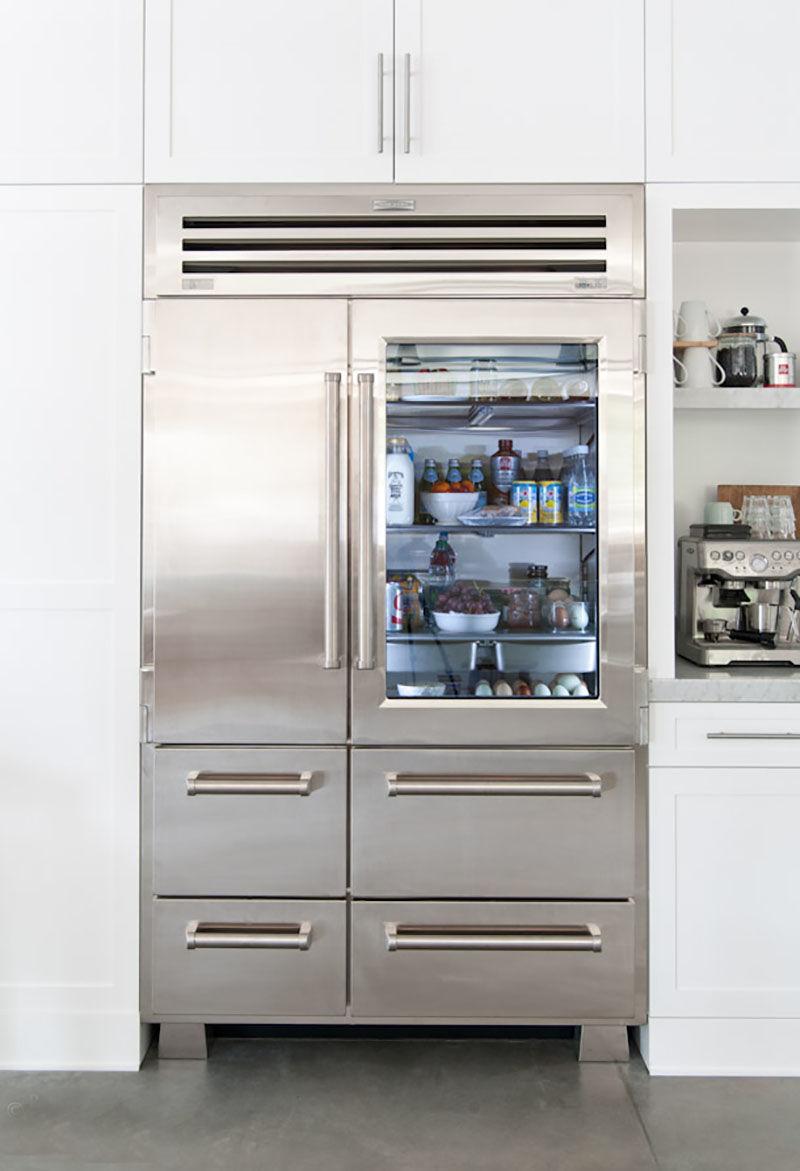 keukentrends 2021 slimme koelkast