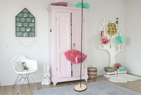 Kinderkamer inrichten met pastelkleuren wooninspiratie - Kinderkamer coloree ...