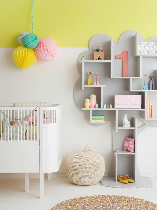 Kinderkamer inrichten met pastelkleuren  Wooninspiratie