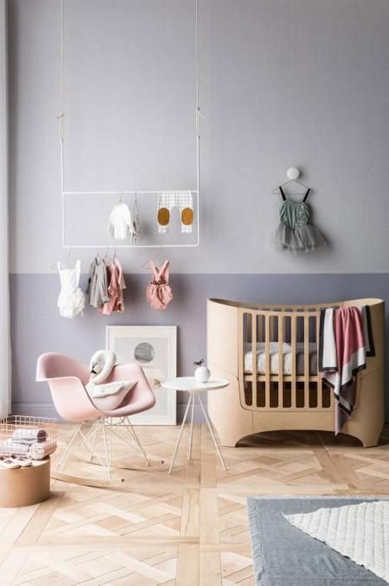 Kinderkamer met pastel kleuren wooninspiratie for Kleur kinderkamer