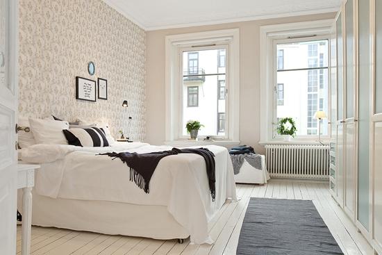 slaapkamer inrichten behang  consenza for ., Meubels Ideeën