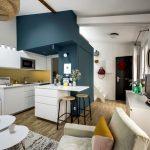 Klein appartement van 30m2 in Parijs!
