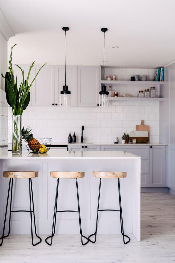 kleine keuken tips bartafel