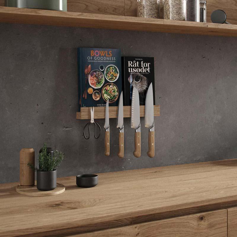 kleine keuken tips messenmagneet