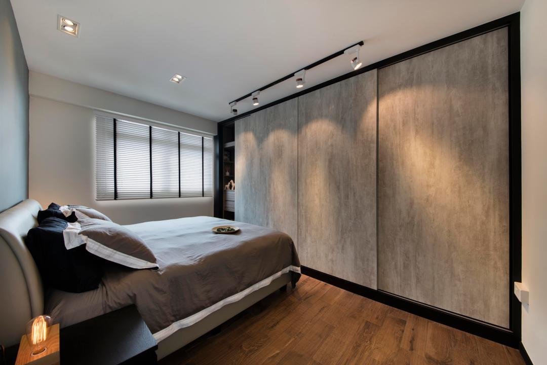 Wooninspiratie Kleine Slaapkamer : Kleine slaapkamer tip kledingkast met schuifdeuren wooninspiratie
