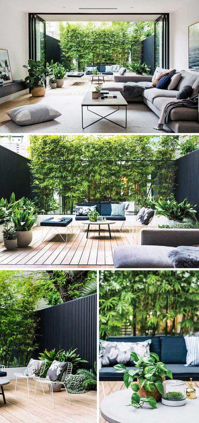 Kleine tuin inspiratie Eva