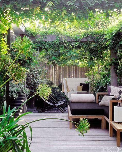 Kleine tuin inspiratie
