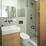 Inrichten van een kleine badkamer