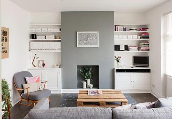 Zeer Inrichten van een kleine woonkamer | Wooninspiratie @SB53