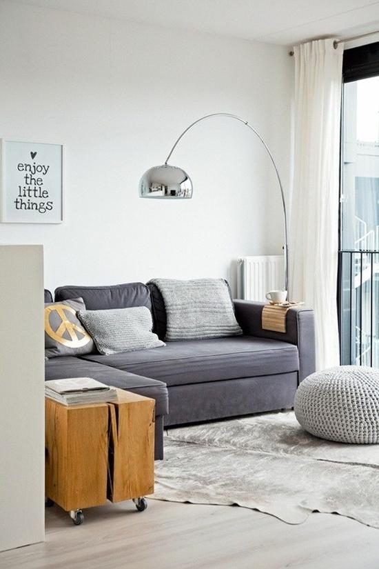 Inrichten van een kleine woonkamer wooninspiratie Inrichting kleine woonkamer