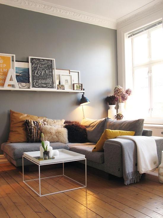 inrichten van een kleine woonkamer | wooninspiratie, Deco ideeën