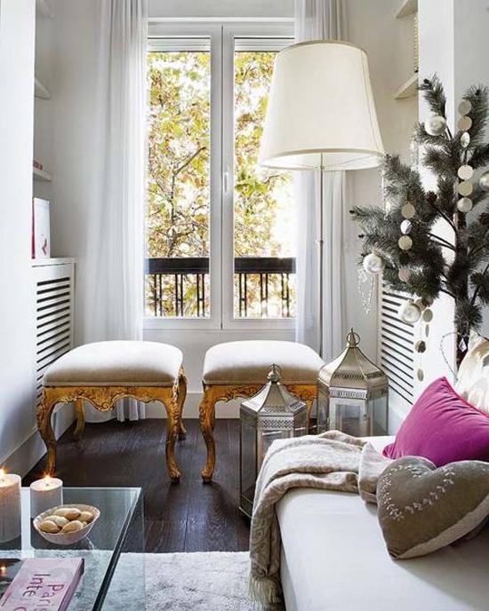 Woonkamer Inrichten Glamour Sukio : Inrichten van een kleine woonkamer ...