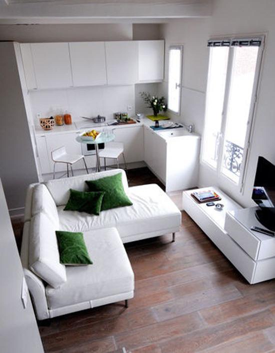 Inrichten van een kleine woonkamer  Wooninspiratie