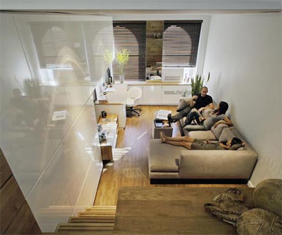 Groot wonen in een kleine ruimte | Wooninspiratie