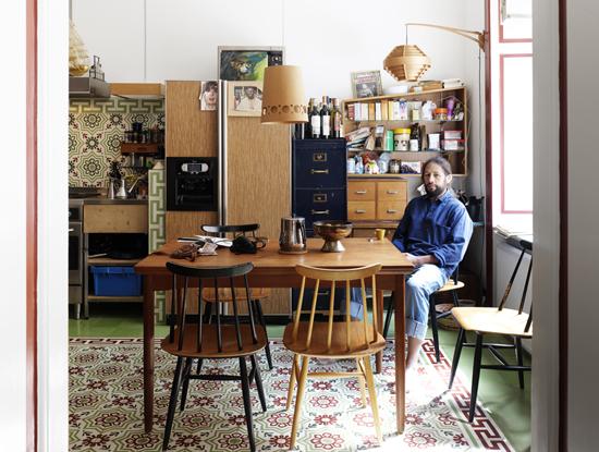 Keuken u00bb Keuken Jaren 60 - Inspirerende fotou0026#39;s en ideeu00ebn van het ...