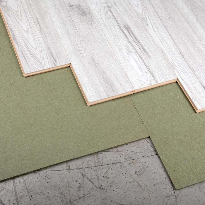 laminaat leggen tips ondervloer