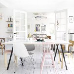 Leuk huis met pastel details
