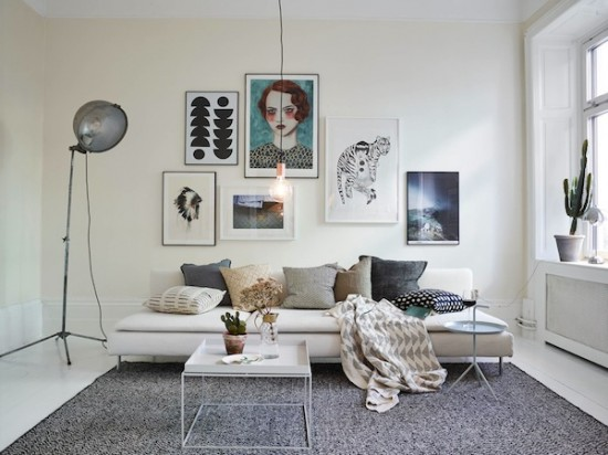 Klein Appartement Inrichting : Kleine appartement inrichting wooninspiratie