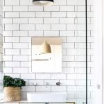 Lichte badkamer inspiratie