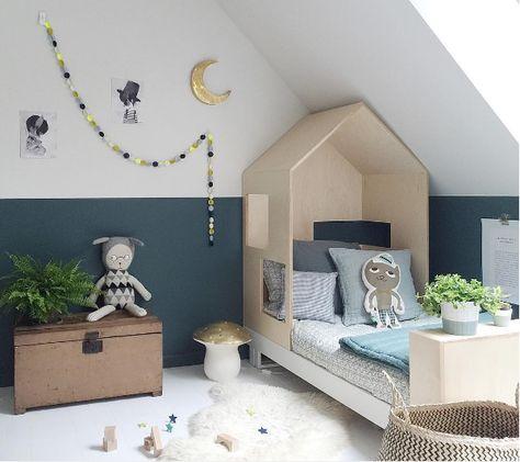 Lichte jongens kamer | Wooninspiratie