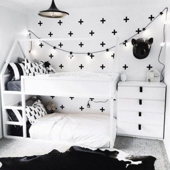 Lichte jongens kamer