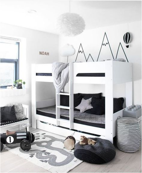 Kids Room Decor Ideas Pinterest: Lichte Jongens Kamer