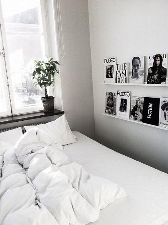 Lichte sfeer in de slaapkamer | Wooninspiratie