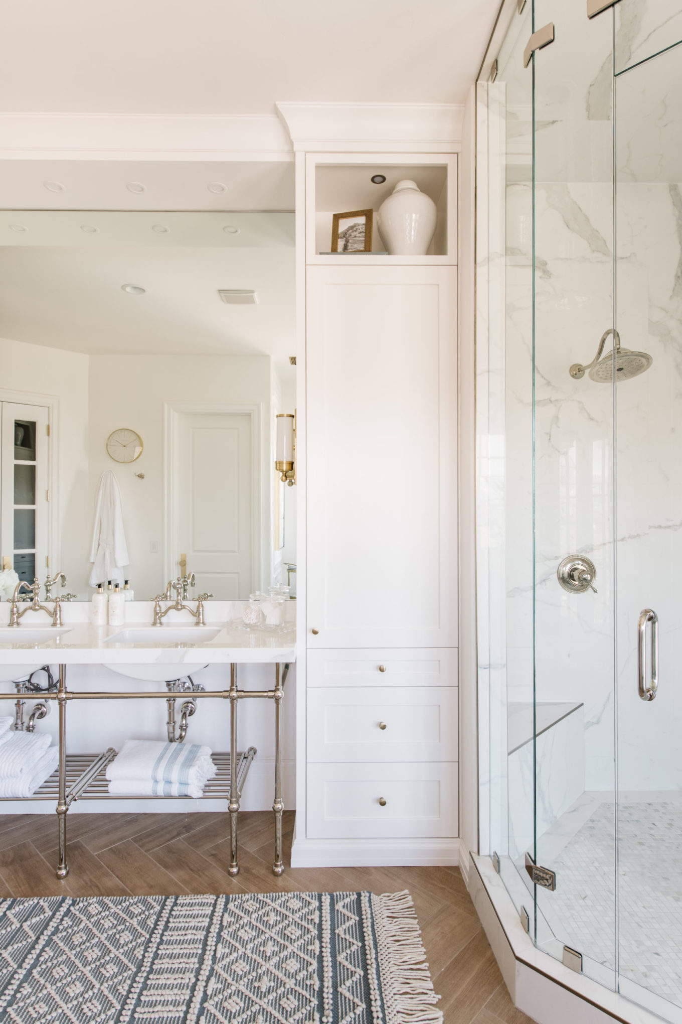 luxe badkamer inloopdouche