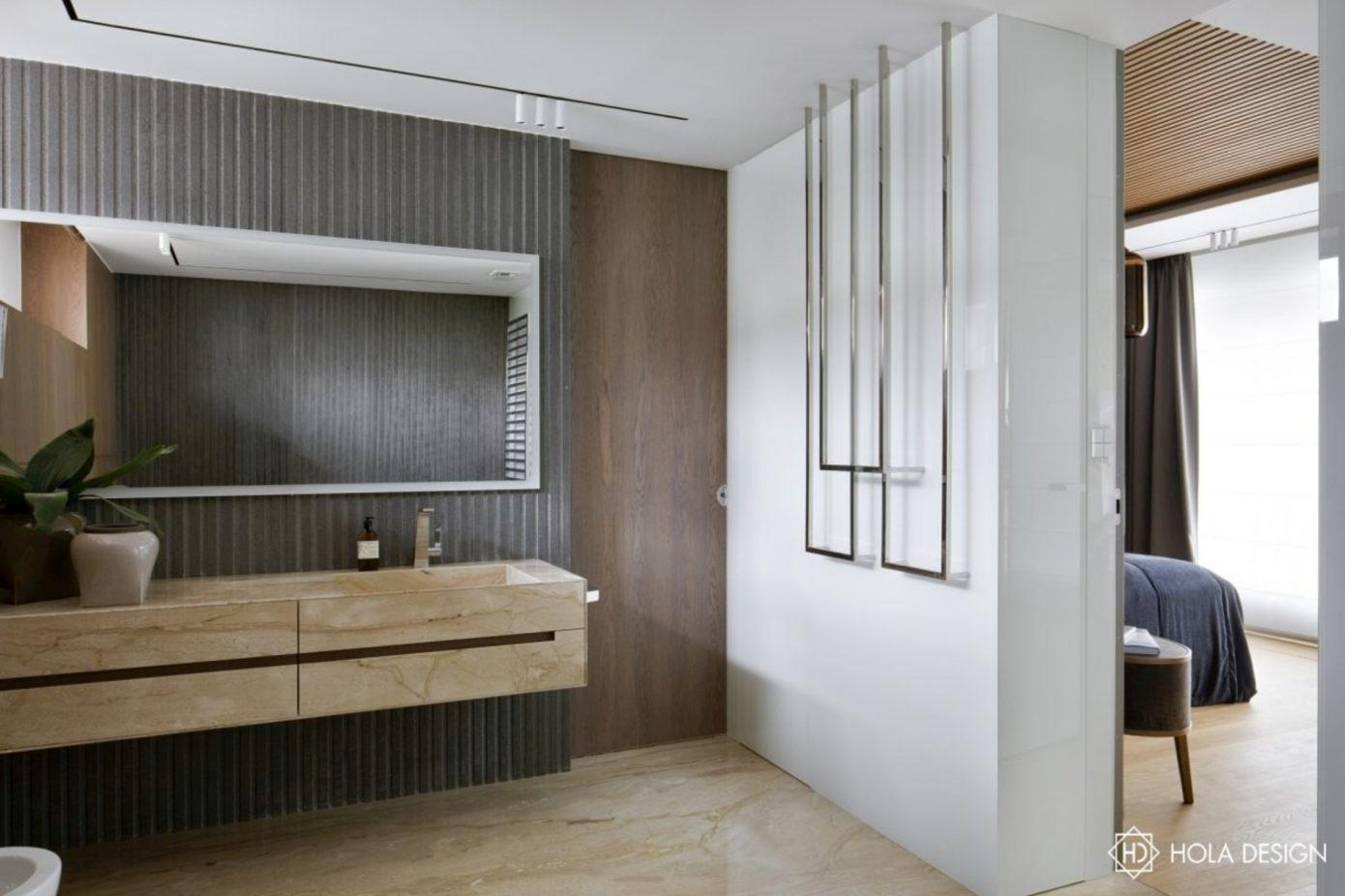 Luxe slaapkamer door Hola Design studio | Wooninspiratie