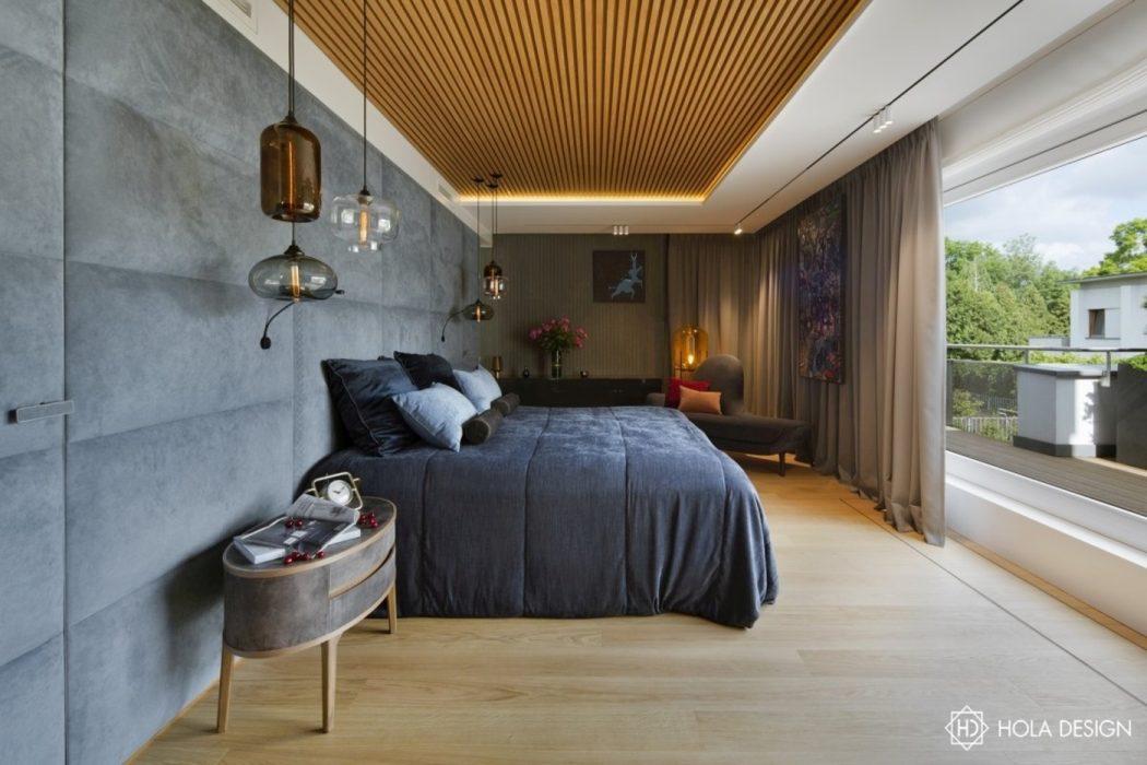 Luxe slaapkamer door Hola Design studio