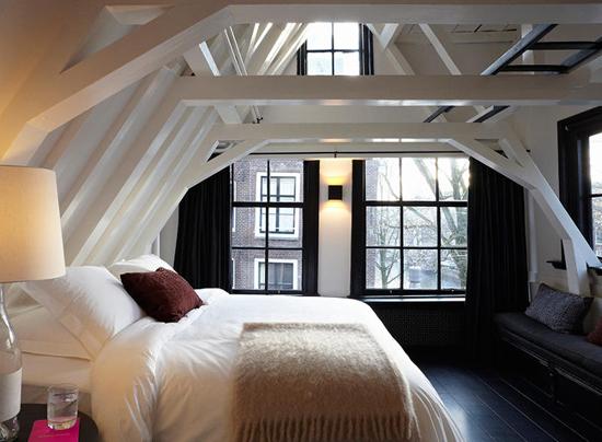 Slaapkamer Maison Rika