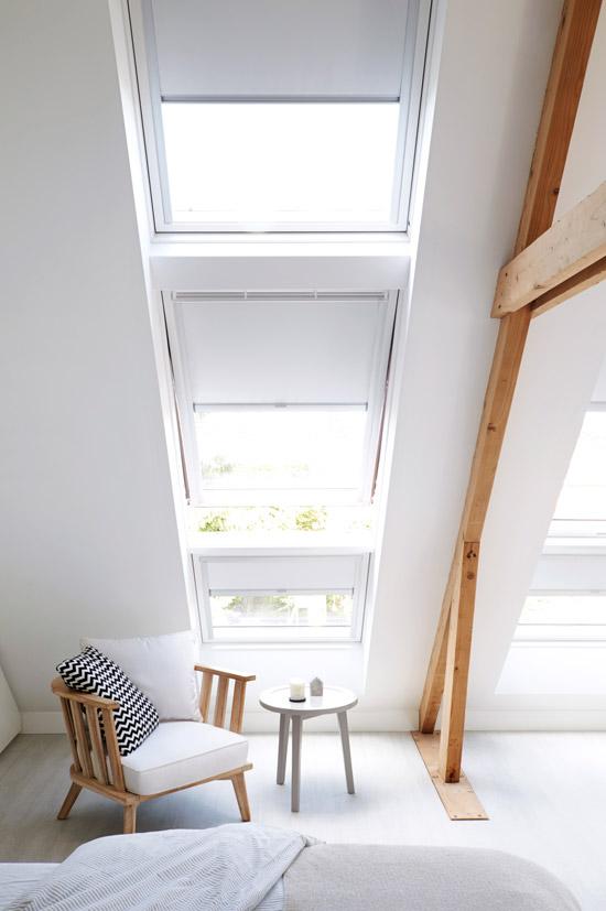 make over van de zolderkamer wooninspiratie. Black Bedroom Furniture Sets. Home Design Ideas