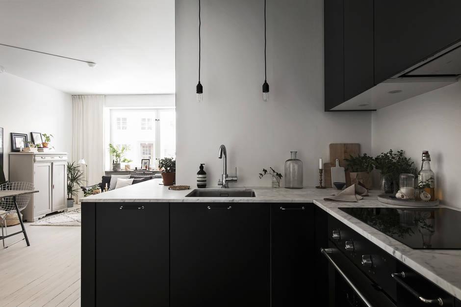 Marmeren keukenblad inspiratie