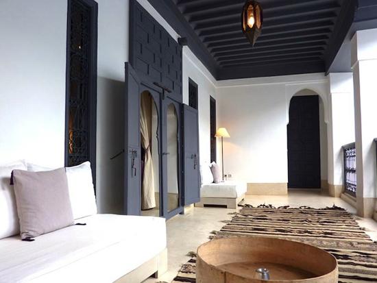 Marokkaanse invloeden wooninspiratie - Slaapkamer marokko ...
