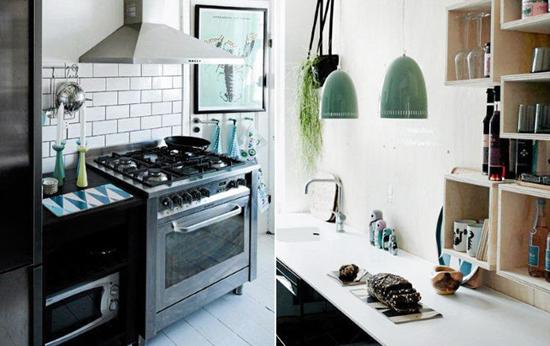 Huis van Mette Hagendorn in Kopenhagen