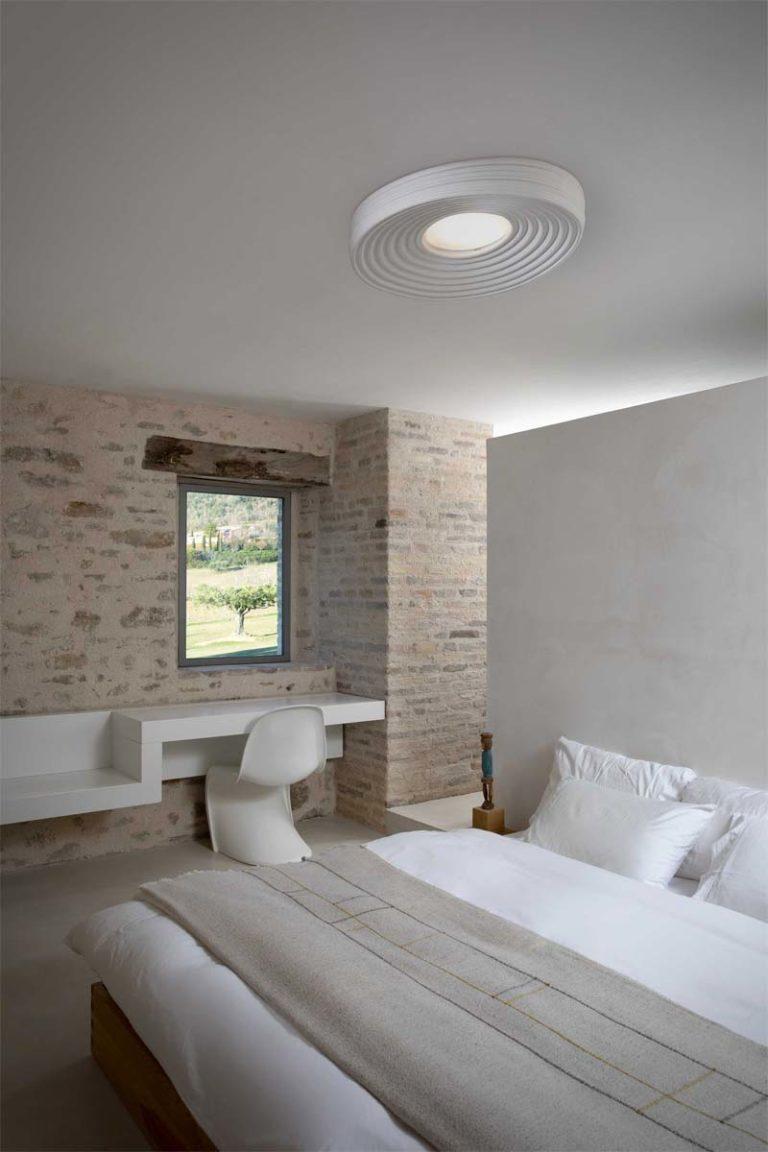 minimalistische plafondlamp