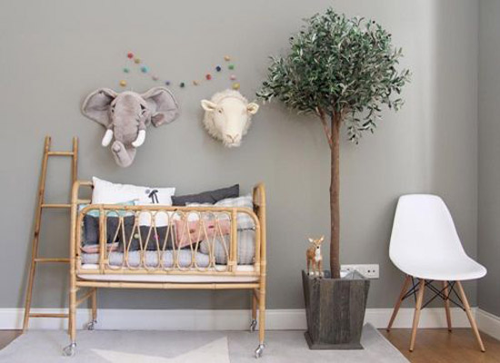 moderne babykamer inspiratie ~ lactate for ., Deco ideeën