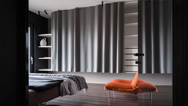 moderne slaapkamer design