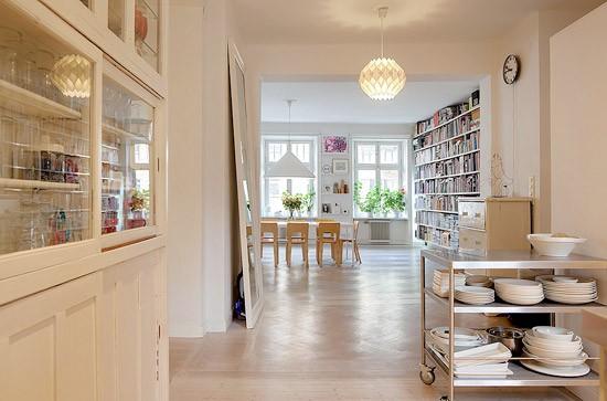 Mooi licht scandinavisch huis wooninspiratie - Mooi huis deco interieur ...