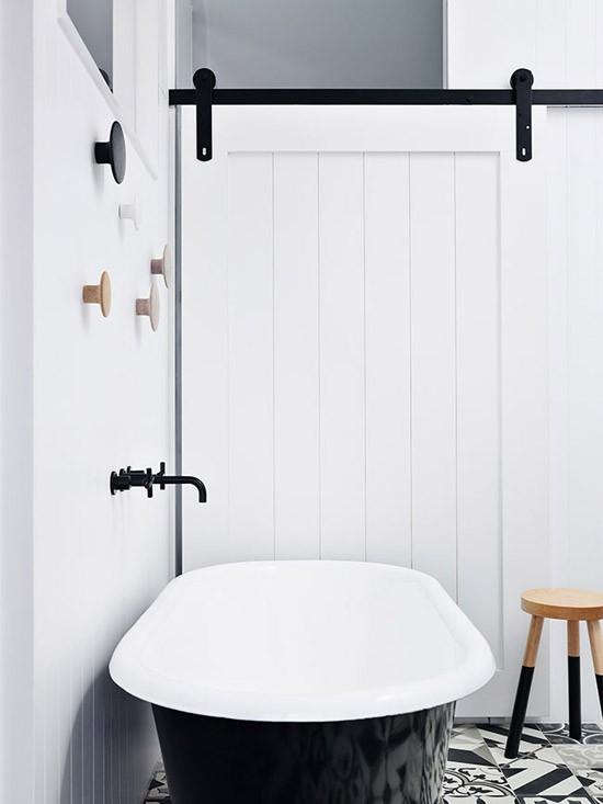 Mooie badkamer van Steven en Carole