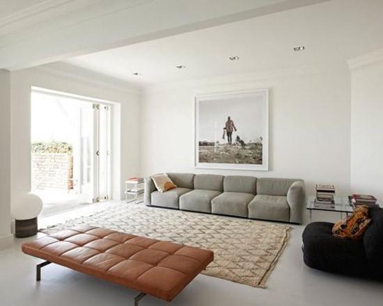 Bank In Woonkamer: kom tot rust in een naturel woonkamer vtwonen ...