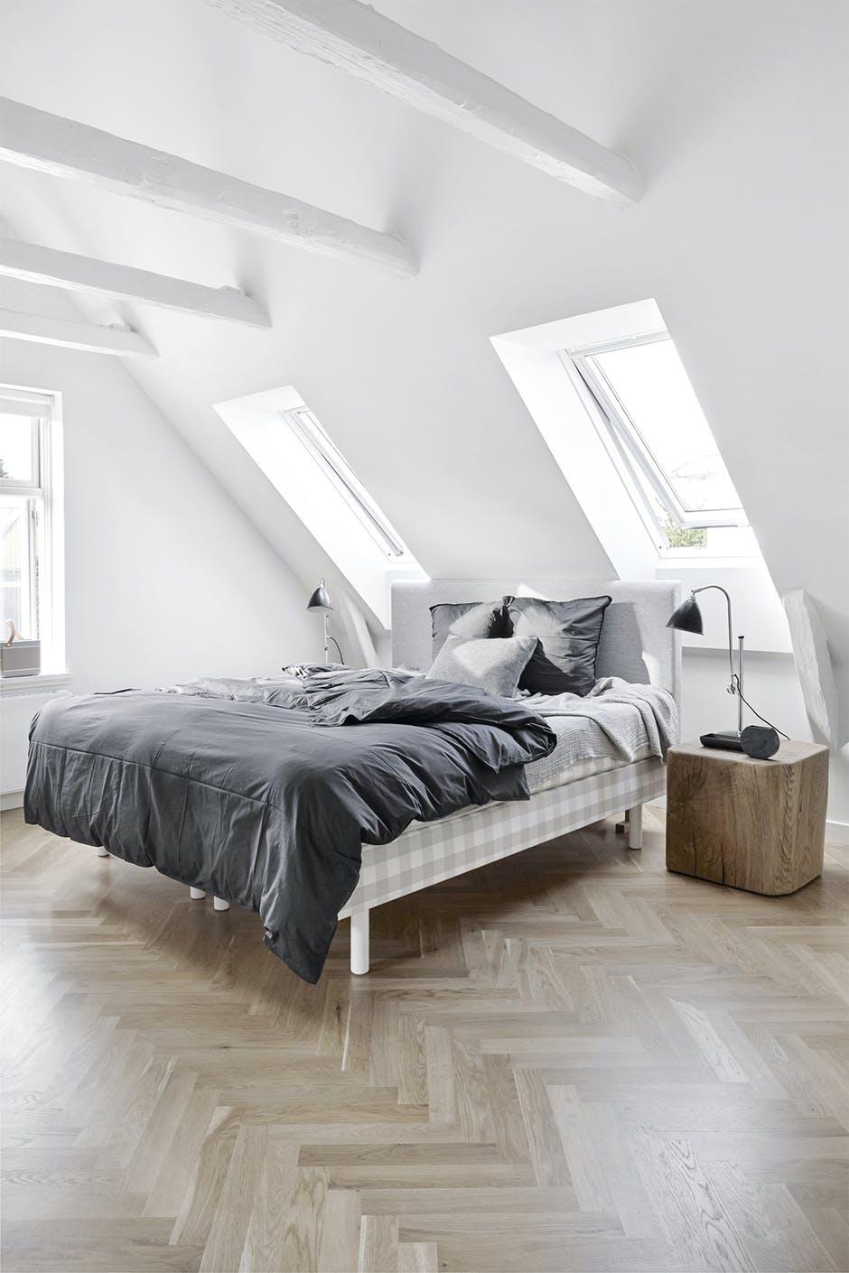 Mooie en suite badkamer van Deense ontwerpster Kathrine Espersen