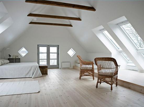 Betere Mooie houten vloer in de slaapkamer – Wooninspiratie BL-49